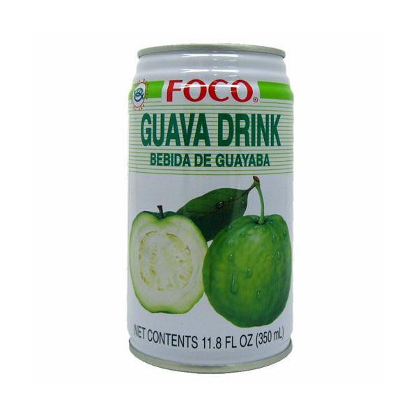 グアバ ドリンク FOCO 350ml  guava drink【非常食】【保存食】【長期保存】