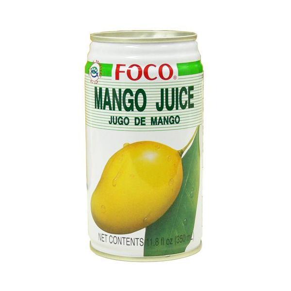 マンゴードリンク FOCO 350ml  Mango Juice【非常食】【保存食】【長期保存】
