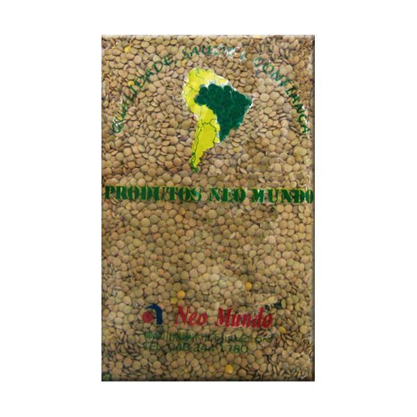 レンズ豆  ネオムンド 1kg【ビーガン】【グルテンフリー】【マクロビ】【ベジタリアン】【非常食】【保存食】【長期保存】