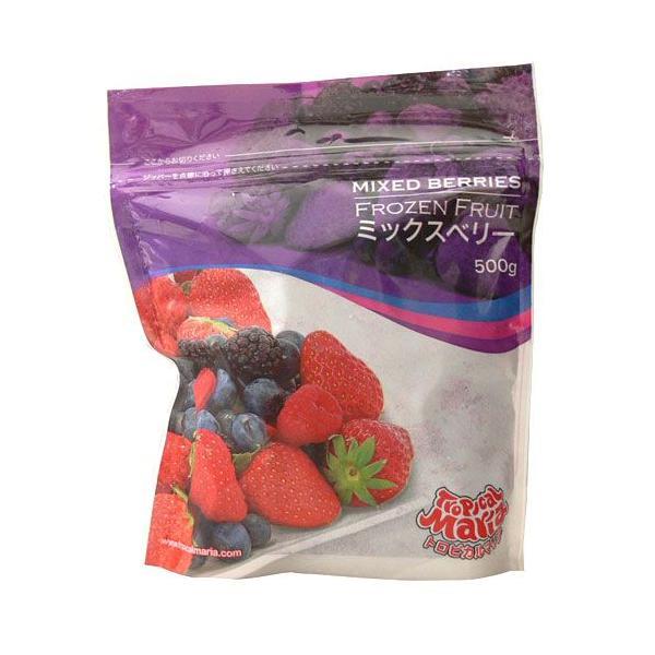 ミックスベリー 500g トロピカルマリア 冷凍【冷凍食品】【非常食】【保存食】【長期保存】