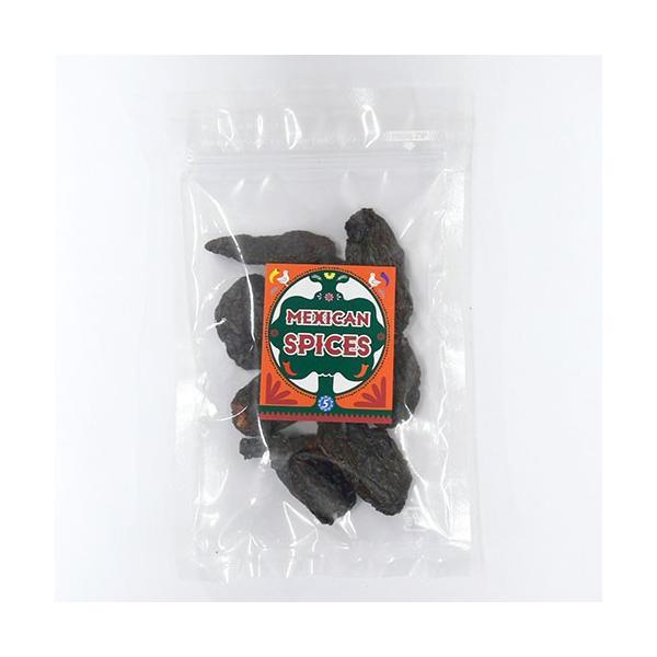 乾燥唐辛子 モリータ(チレ モリータ)25g MEXICAN SPICE CHILE MORITA【非常食】【保存食】【長期保存】