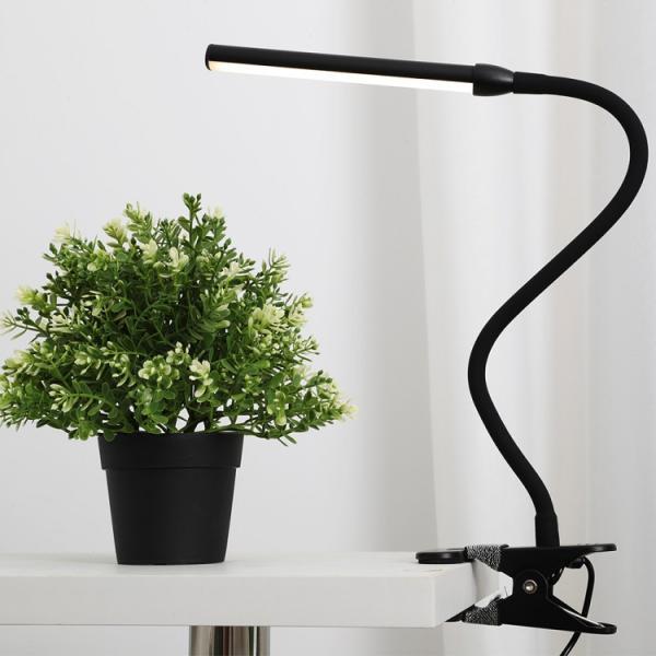 クリップライト LED デスクスタンド 読書灯 調光調色 USBランプ ベッドライト テーブルライト 仕事 寝室 卓上 ベッドサイド 学習用 哺乳 子供用 目に優しい|kyodo-store|08