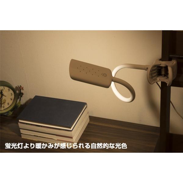 LEDクリップライト デスクスタンド  電気スタンド  led 目に優しい 自然光  タッチセンサー寝室 読書灯 学習机 勉強机 譜面ライト|kyodo-store|09