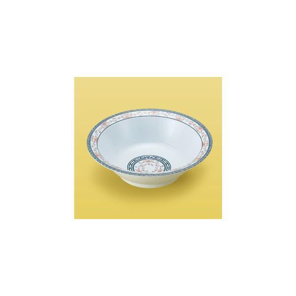 【2022年廃盤予定】メラミン製 蛍中華 スープ鉢 スリーライン[CH-533]