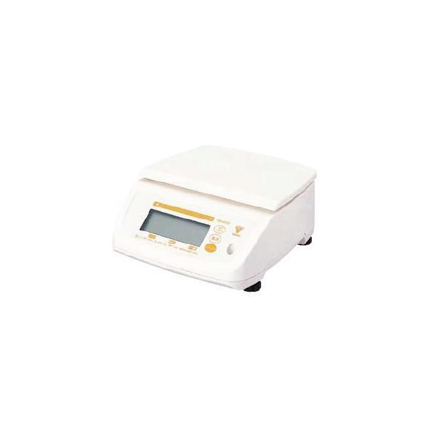 送料無料 ハカリ 寺岡 防水型デジタル上皿はかり テンポ DS-500 2kg (8-0571-0501)