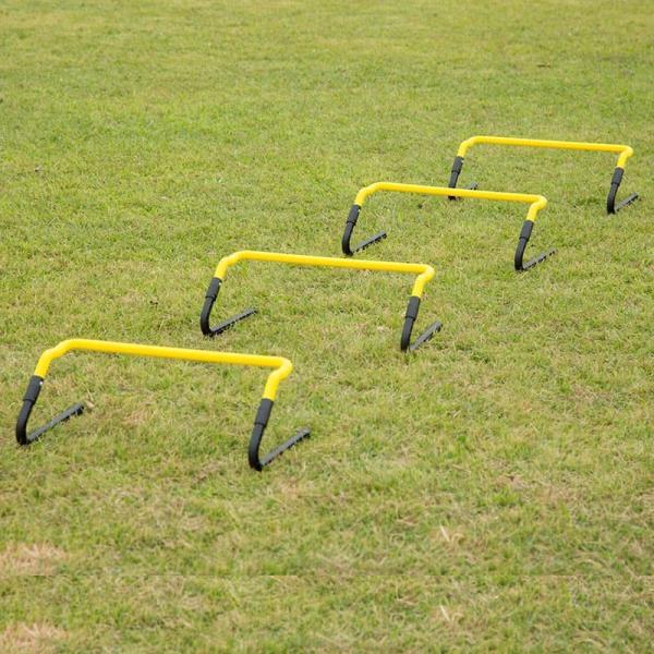 鉄人倶楽部 トレーニングミニハードル スポーツ トレーニング小物 腿上げ サッカー 野球 陸上 KW-734