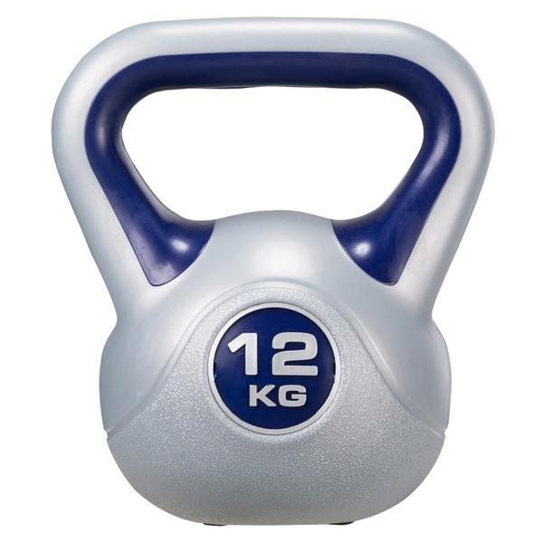 鉄人倶楽部 ケトルダンベル 12kg トレーニング 筋トレ フィットネス エクササイズ 運動 KW-788