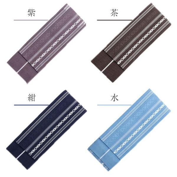 (綿角帯) 帯 メンズ 男性用 角帯 11colors 日本製 祭り 着物 浴衣 浴衣帯 ゆかた帯 男性|kyoetsuorosiya|07