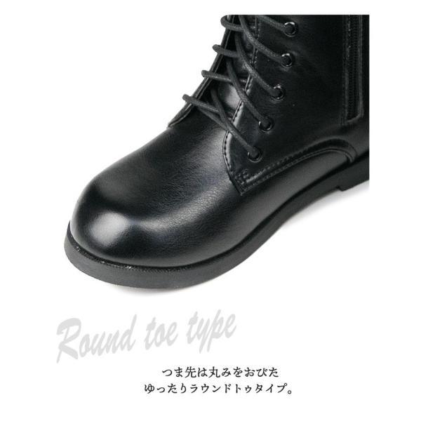 769602becde02 袴ブーツ キッズ) 袴 ブーツ 編み上げ 卒園式 卒業式 入学式 キッズ 袴用 ...