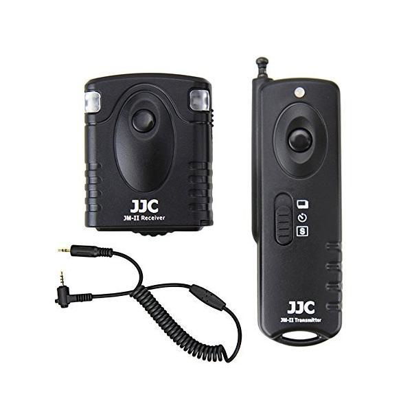 Wireless Shutter Remote Control JJC Remote Shutter Release for Panasonic DMC-G7 DMC-GX7 DMC-GH5 DMC-GH4 DMC-GH3 DMC-G10 DMC-G3 DMC-GH2 DMC-GH1 DMC-FZ2