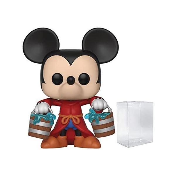 Disney: Mickey's 90th Anniversary - Apprentice Mickey Funko Pop! Vinyl Figu