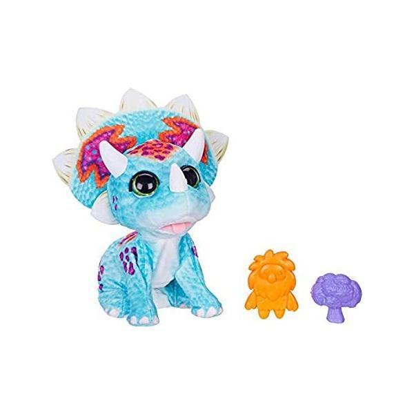 FurReal ホッピングトッパー インタラクティブ恐竜ぬいぐるみ ペットおもちゃ 35歳以上 サウンド&モーションの組み合わせ 対象年齢4歳以上