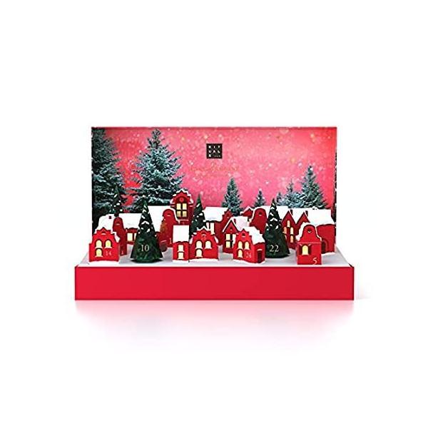 RITUALS アドベントカレンダー2021ギフトセット - クリスマスカウントダウンカレンダー - ビューティーアドベントセット - 豪華なお風呂