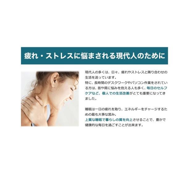 カヌダ ブルーラベル アレグロ枕(まくらのみ) 安眠 枕|kyokusenbi|02