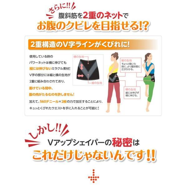 Vアップシェイパー ヒロミ プロデュース 男女兼用 加圧 TBS カイモノラボ MBS ほしおび ビートップス 男性用加圧下着 メーカー公式 kyokusenbi 12