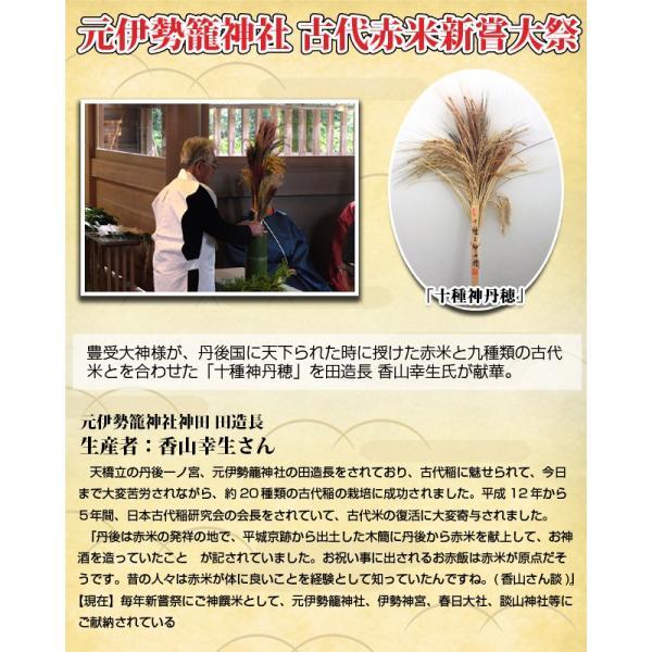 古代 赤米 500g 元伊勢籠神社奉納米 メール便 全国送料無料 タイムセール 安い|kyomaido|05