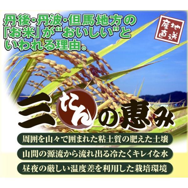 29年産 7.5割農薬減 コシヒカリ 10kg 兵庫県 丹波ささやま産 白米 分づき可 検査一等米 当日精米 送料無料|kyomaido|02