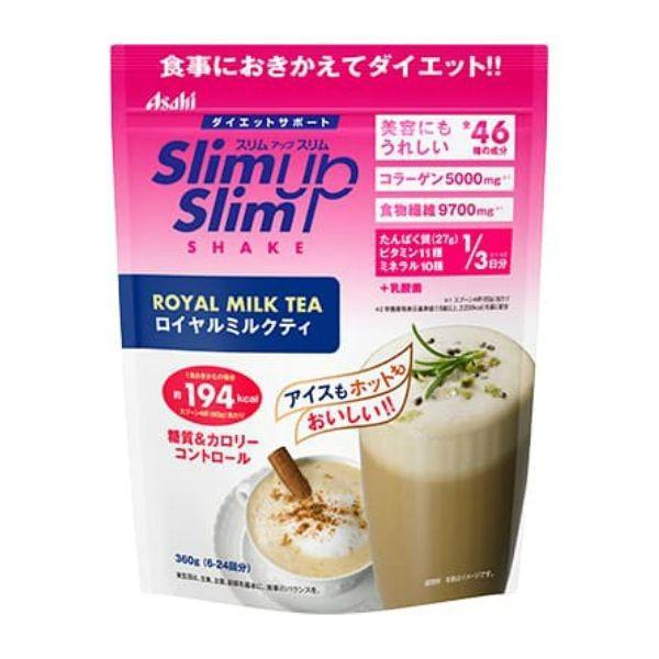 スリムアップスリム シェイクロイヤルミルクティー 360g|kyomo-store