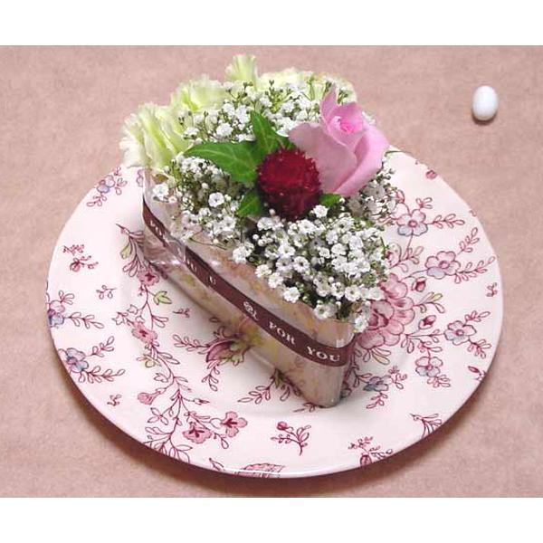 フラワーケーキ フレッシュ カットケーキ