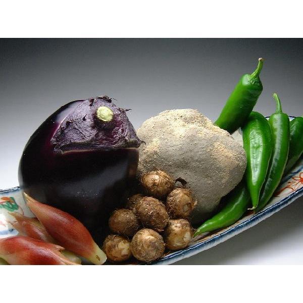 夏の美味しい、京野菜詰め合わせ 2
