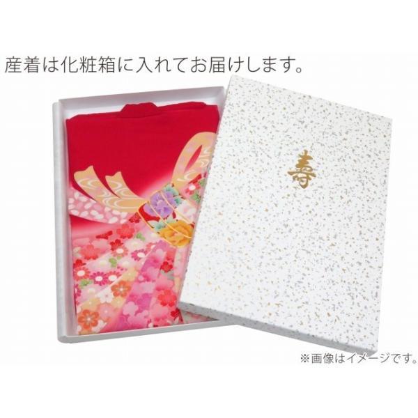 お宮参り 着物 女の子 赤ちゃんのお祝い着 産着 初着 正絹 選べる色柄 IGU02|kyoto-muromachi-st|09