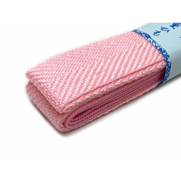 和装小物 三重紐 変り結びに「ピンク」kokb04|kyoto-muromachi-st|02