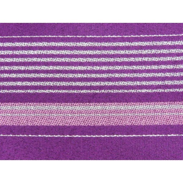 浴衣 帯 レディース R・K ブランド 長尺 リバーシブル 半幅帯 合繊「紫 ストライプ」RKO790 kyoto-muromachi-st 04
