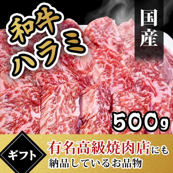 牛肉 肉 焼き肉 お歳暮 焼肉 国産 和牛 1kg 焼肉セット 和牛ハラミ 500g 中落ち カルビ 500g ギフト グルメ お取り寄せ|kyoto1129|03