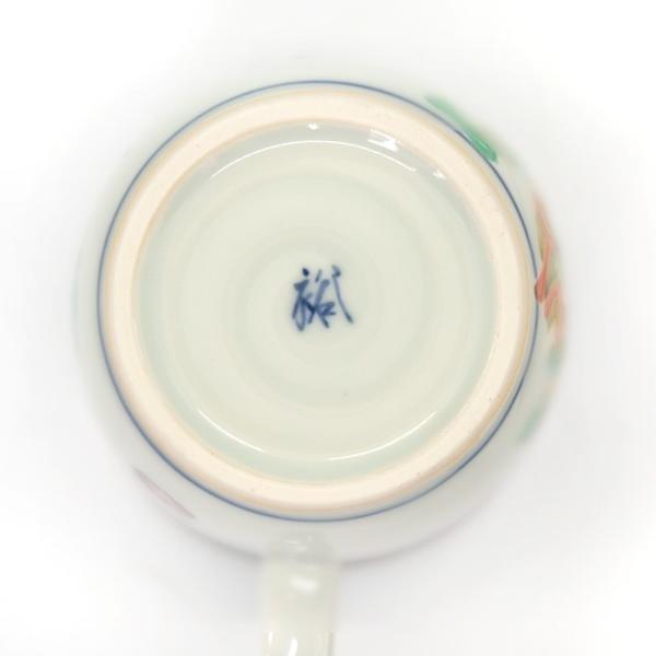 清水焼 京焼 マグカップ 和風 一珍風神マグカップ 陶器 和食器|kyotomarche|04
