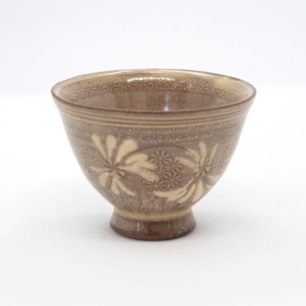 清水焼 京焼 ティーセット 石瓶 急須 紫三島煎茶器 陶器 手作り 和食器|kyotomarche|07