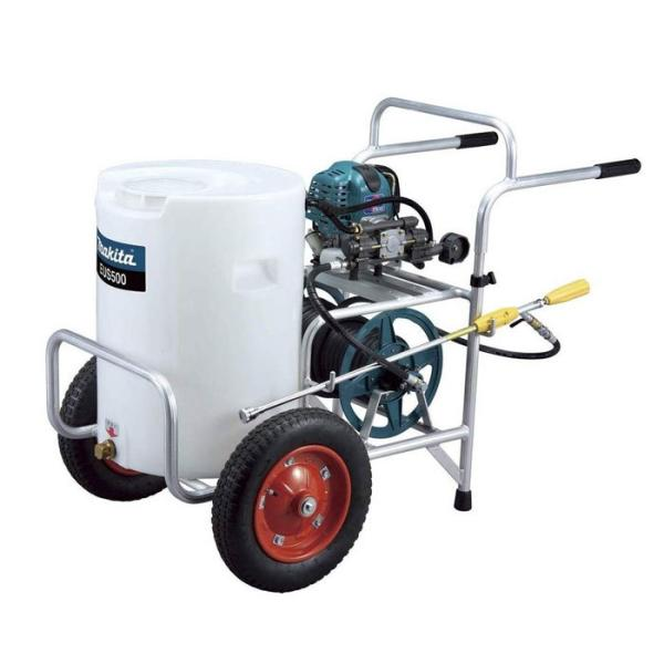 マキタ エンジン噴霧器 EUS500 4ストローク 走行式