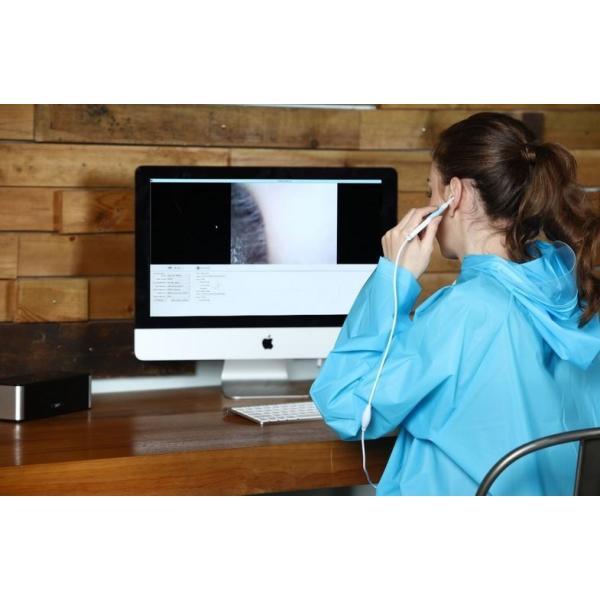 スマかきスコープ 130万画素  カメラ付き  耳かき   iPhone IOS8 Android 4.2 女性 スマホ パソコン 鼻 耳垢除去 内視鏡 誕生日 プレゼント|kyougenn|03