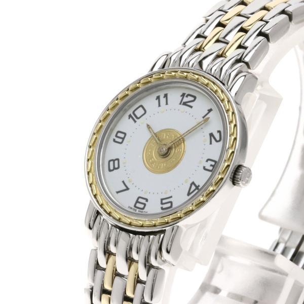 official photos 9dbc4 e8a04 HERMES 腕時計 エルメス SE4.220 腕時計 セリエ 腕時計 ...