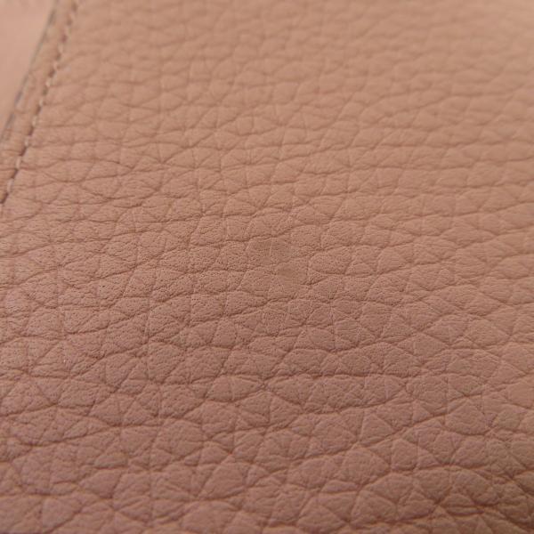 LOUIS VUITTON ルイヴィトン M61250  ポルトフォイユ・カプシーヌ 長財布(小銭入れあり)カーフ レディース 中古