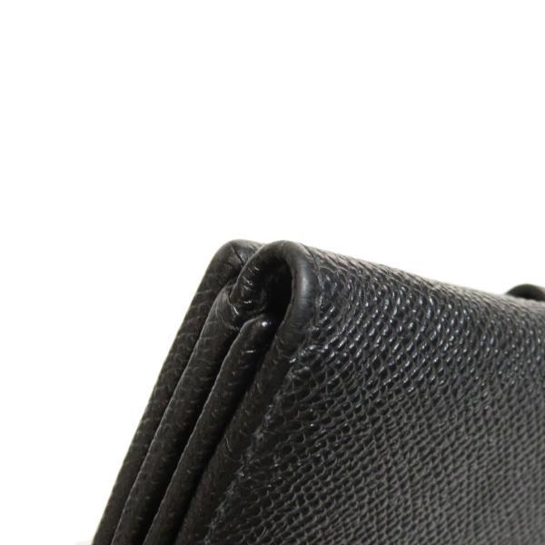 BVLGARI ブルガリ B-zero1 二つ折り財布(小銭入れあり)レザー レディース 中古|kyounokura|12