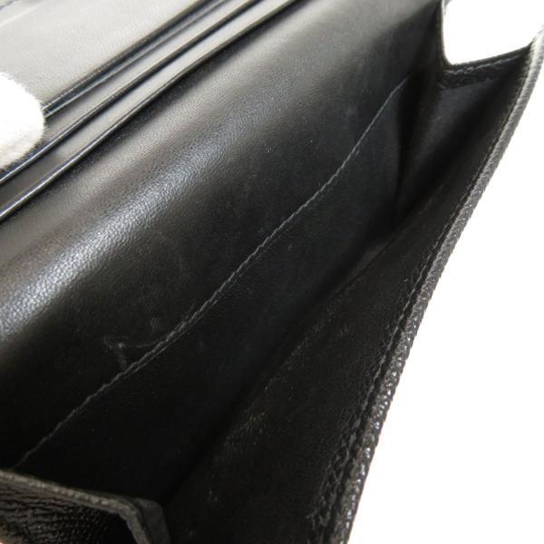 BVLGARI ブルガリ B-zero1 二つ折り財布(小銭入れあり)レザー レディース 中古|kyounokura|05