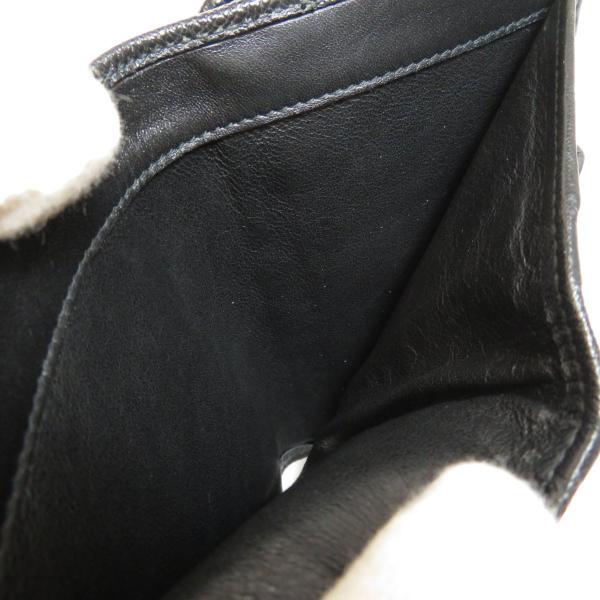 BVLGARI ブルガリ B-zero1 二つ折り財布(小銭入れあり)レザー レディース 中古|kyounokura|06
