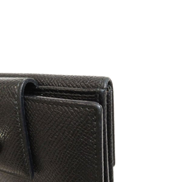 BVLGARI ブルガリ B-zero1 二つ折り財布(小銭入れあり)レザー メンズ 中古|kyounokura|13