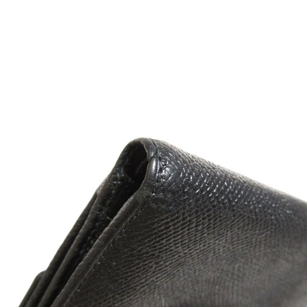 BVLGARI ブルガリ B-zero1 二つ折り財布(小銭入れあり)レザー メンズ 中古|kyounokura|14