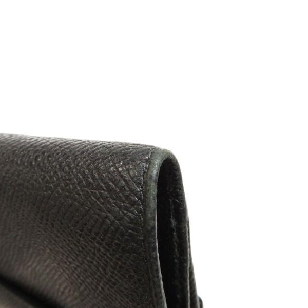 BVLGARI ブルガリ B-zero1 二つ折り財布(小銭入れあり)レザー メンズ 中古|kyounokura|15
