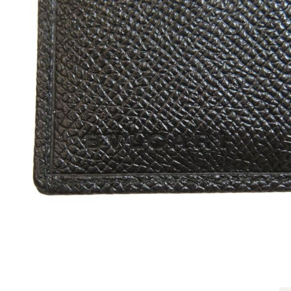 BVLGARI ブルガリ B-zero1 二つ折り財布(小銭入れあり)レザー メンズ 中古|kyounokura|07