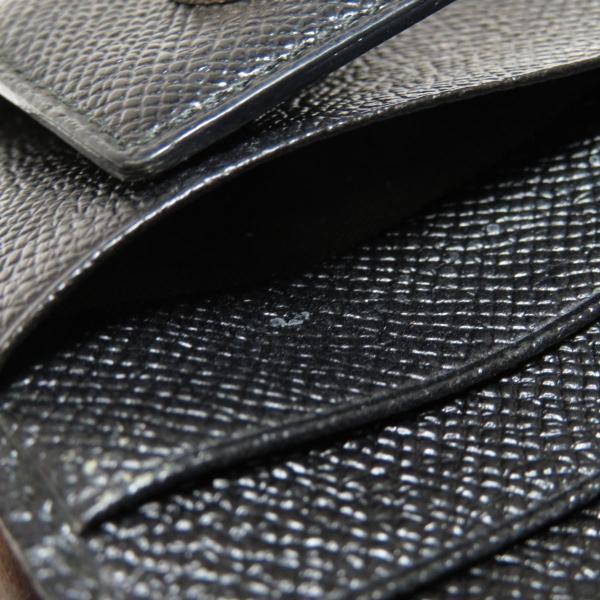 BVLGARI ブルガリ B-zero1 二つ折り財布(小銭入れあり)レザー メンズ 中古|kyounokura|09