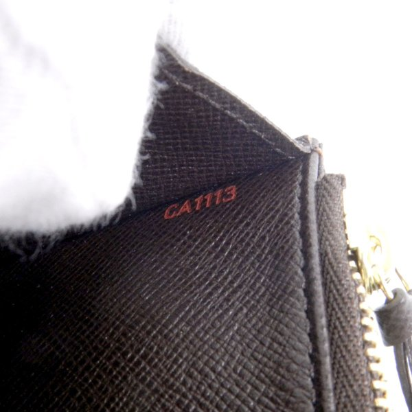 9af804f620e8 ... ルイヴィトン LOUIS VUITTON ポルトフォイユ・エミリー N63019 長財布(小銭入れあり) ダミエ