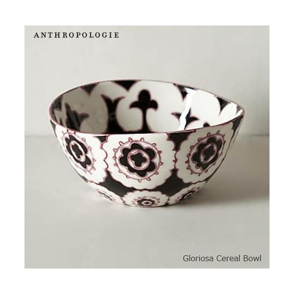 ANTHROPOLOGIE アンソロポロジー Gloriosa Cereal Bowl  ミント シリアルボウル|kyouto-bluelapin