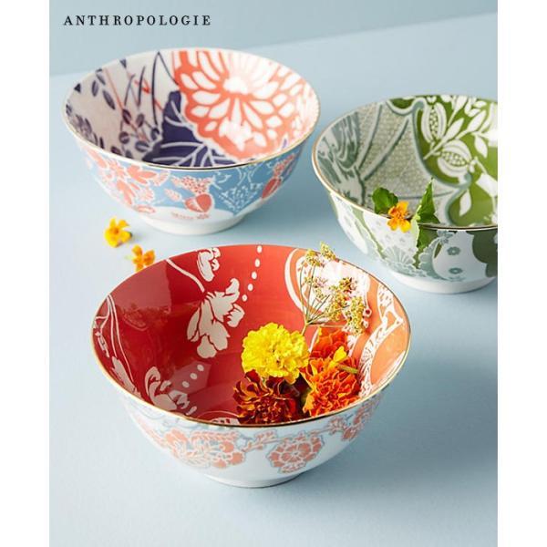 ANTHROPOLOGIE アンソロポロジー ボウル Evanie Cereal Bowl  シリアルボウル|kyouto-bluelapin