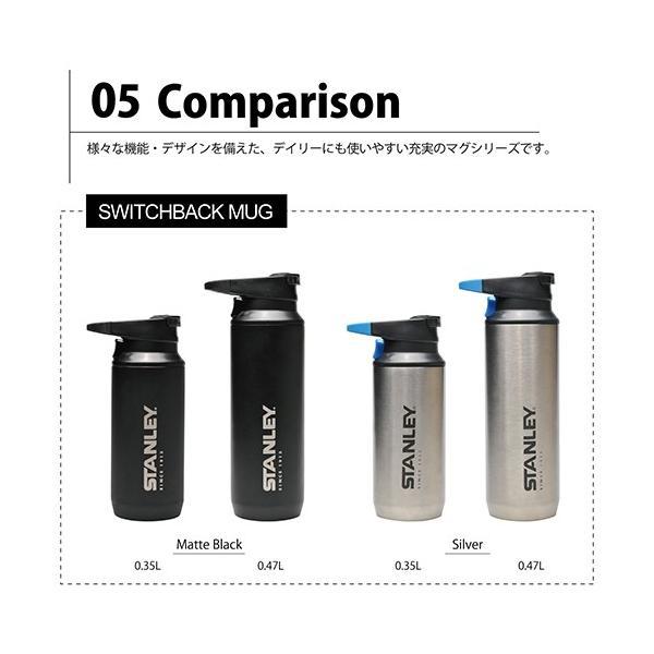 スタンレー 真空スイッチバック 0.35L  マグ 水筒 ボトル 保温保冷 真空二重構造 STANLEY|kyouto-bluelapin|10