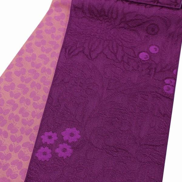 浴衣帯 半巾帯 リバーシブル 半幅帯 ゆかたおび 小袋 239 kyouya 02