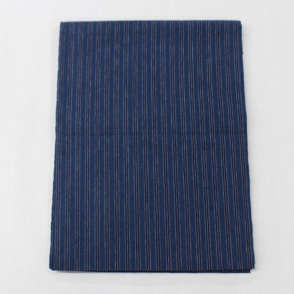 三河木綿 反物 未仕立て メンズ 男性 縞 レディース 女性 着物 きもの|kyouya|03