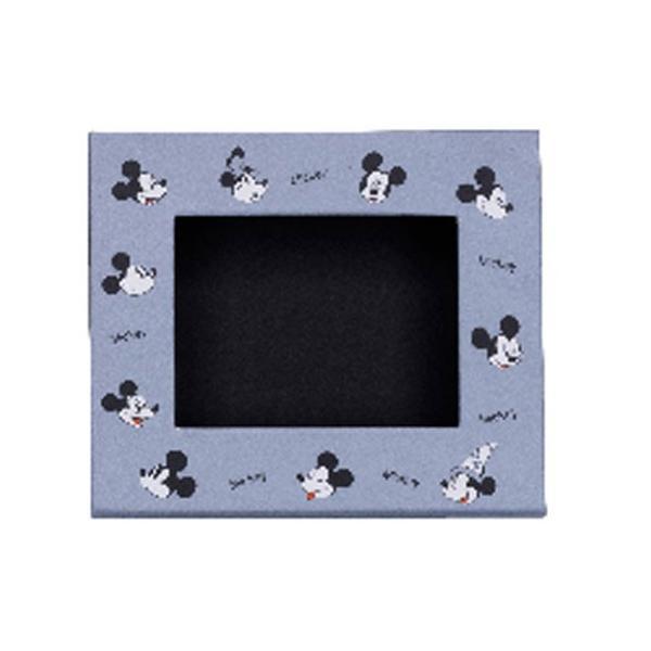 『ミッキーマウス スクリーンデビュー90周年デザイン シリーズ』 フレームケースアルバム<グレー>|kyouzai-j|02