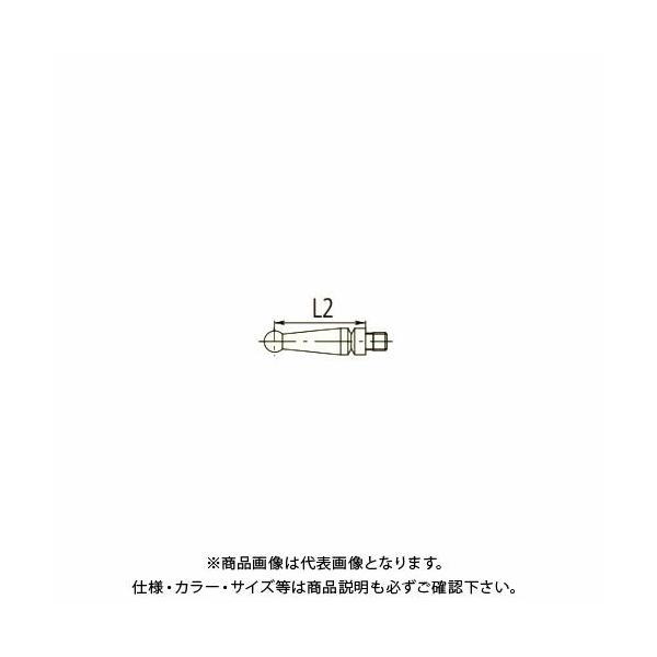 ミツトヨ Mitutoyo ポケット形テストインジケータ用測定子 φ1超硬 136756